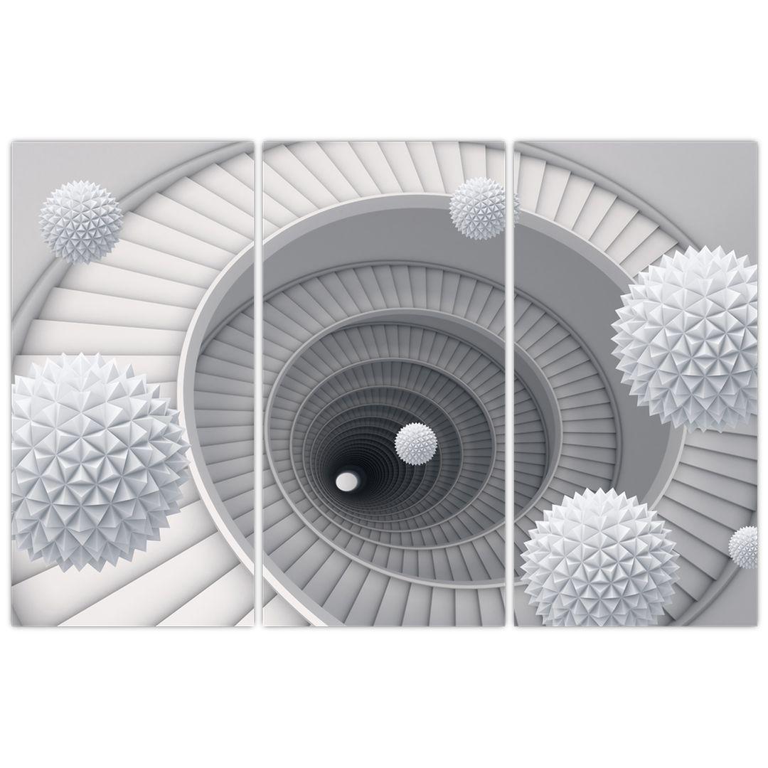3D apstraktna slika (V020975V120803PCS)