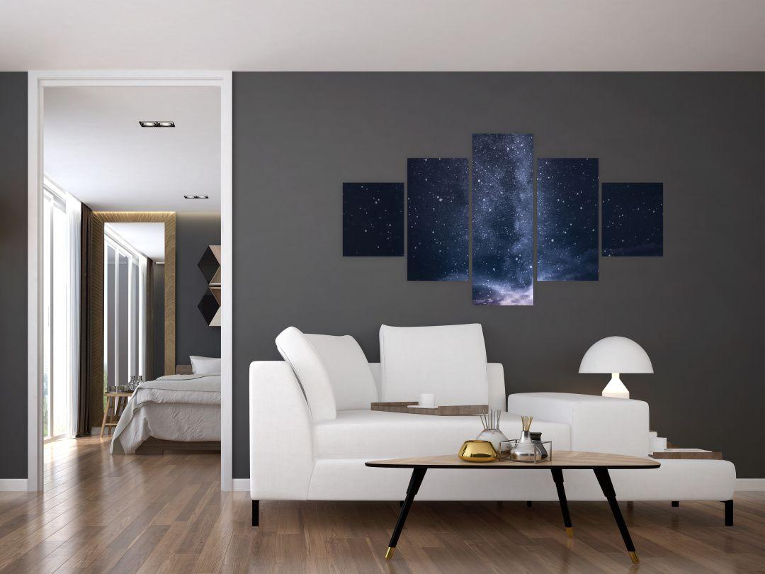 Tablou cerului plin de stele (V020293V12570)