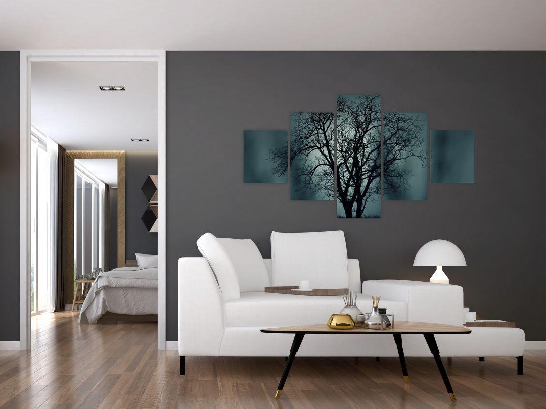Obraz stromu v zatmění (V020675V12570)