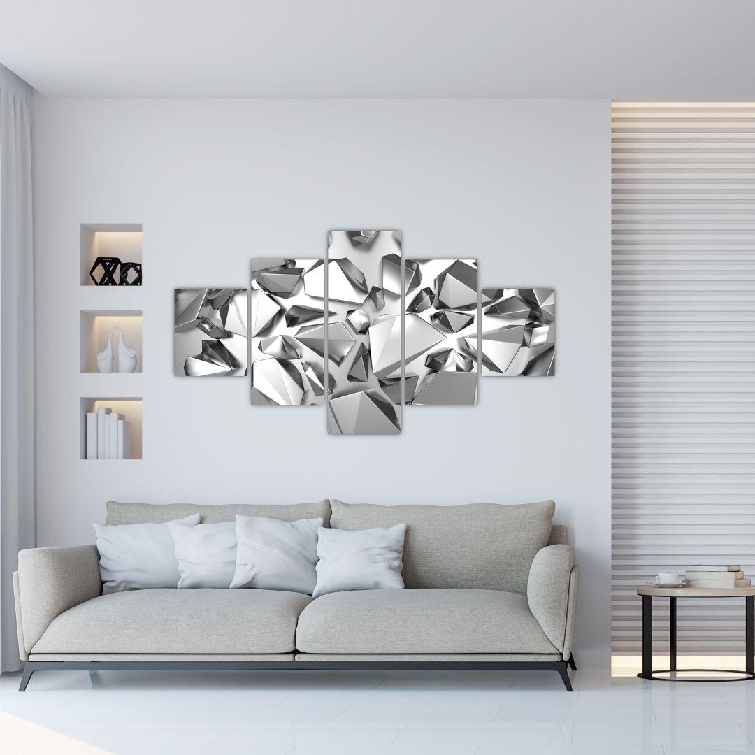 3D-Abstraktionsbild (V020935V12570)