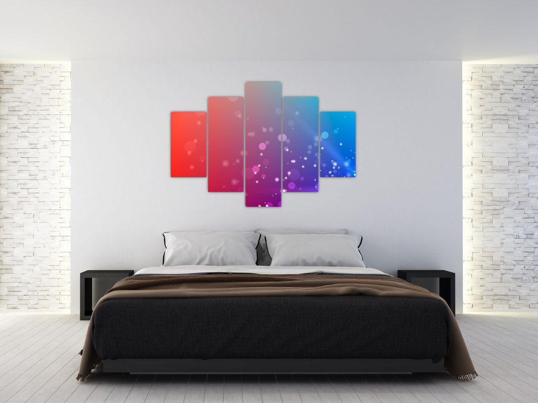 Moderní abstraktní obraz (V020050V150105)