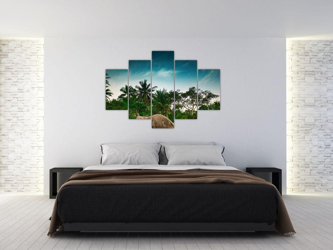 Tablou - palmierii (V020239V150105)