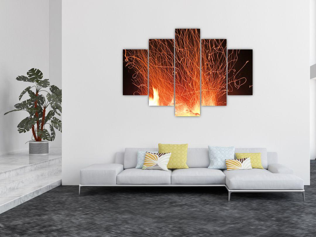 Tablou cu focul (V020437V150105)