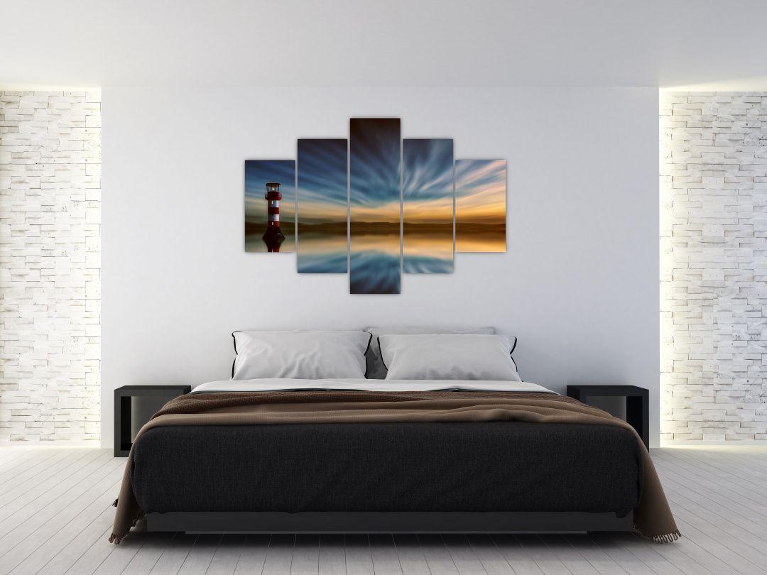Világítótorony képe (V020892V150105)