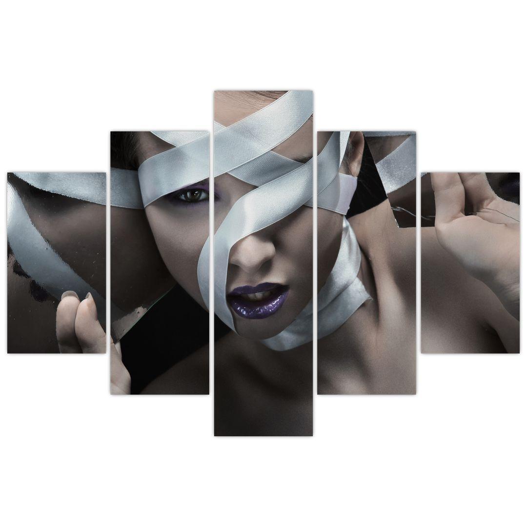 Slika žene s vrpcom (V021278V150105)
