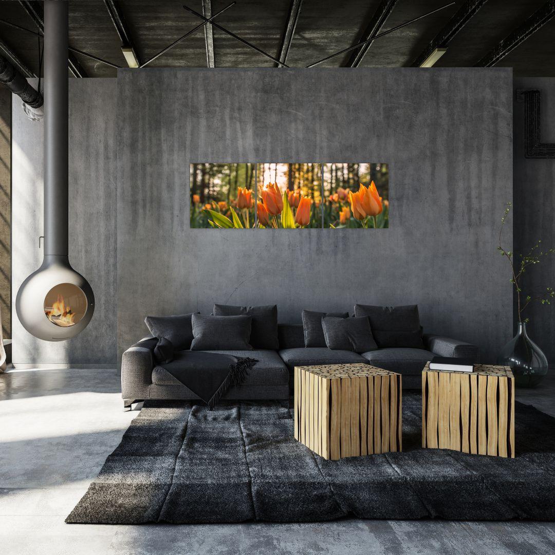 Kép - tulipánok (V020195V15050)