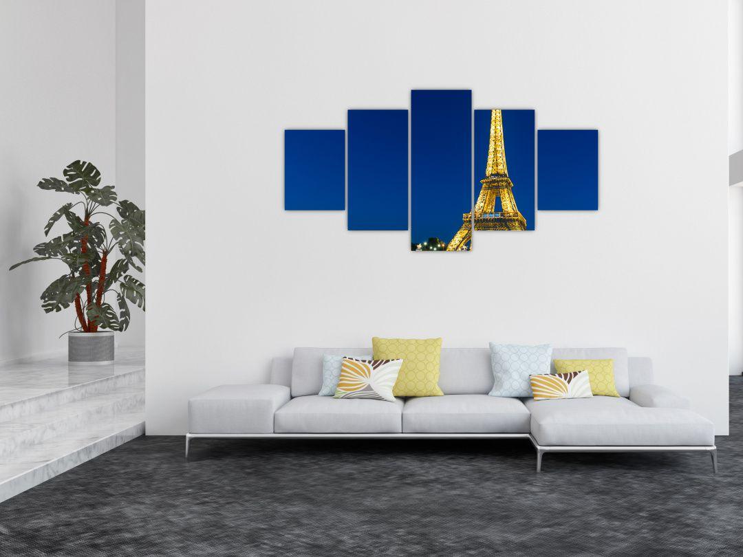 Obraz Eiffelovej veže (V020155V150805PCS)
