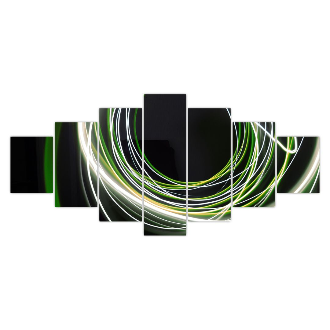 Kép zöld vonalak (V020054V210100)