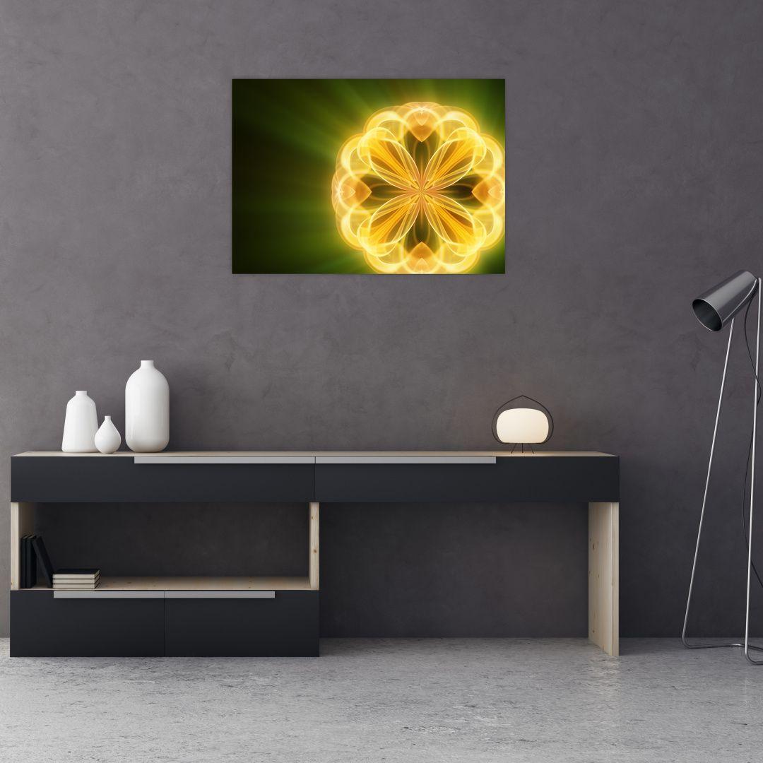Obraz žluté květiny (V020451V7050)