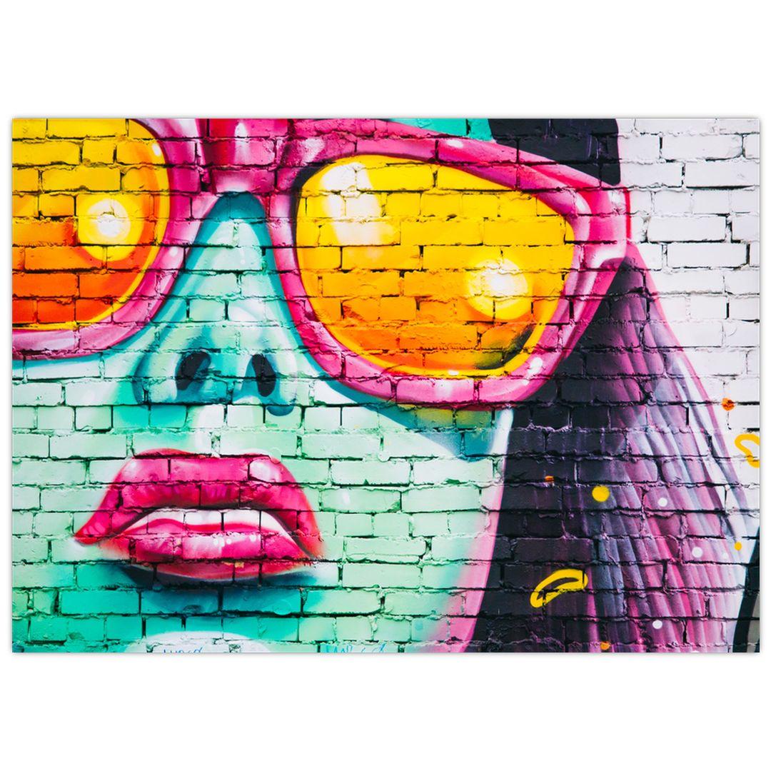 Obraz - Graffiti (V021554V7050)