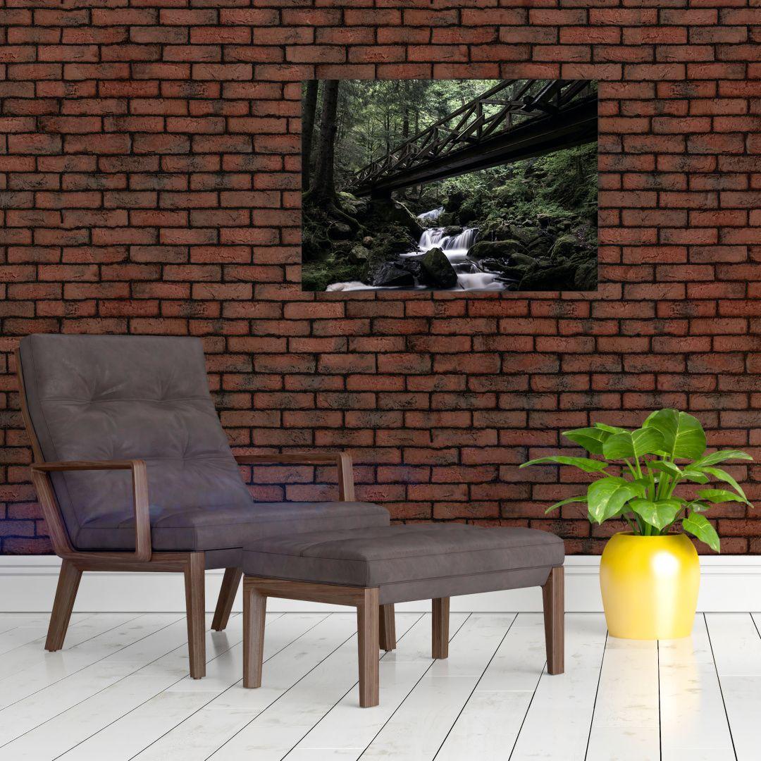 Obraz z černého lesa (V021686V7050)