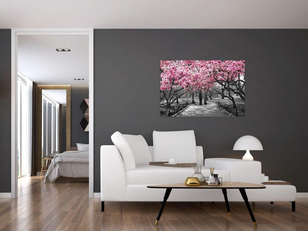 Obraz stromů Magnolíie (V021344V9060)