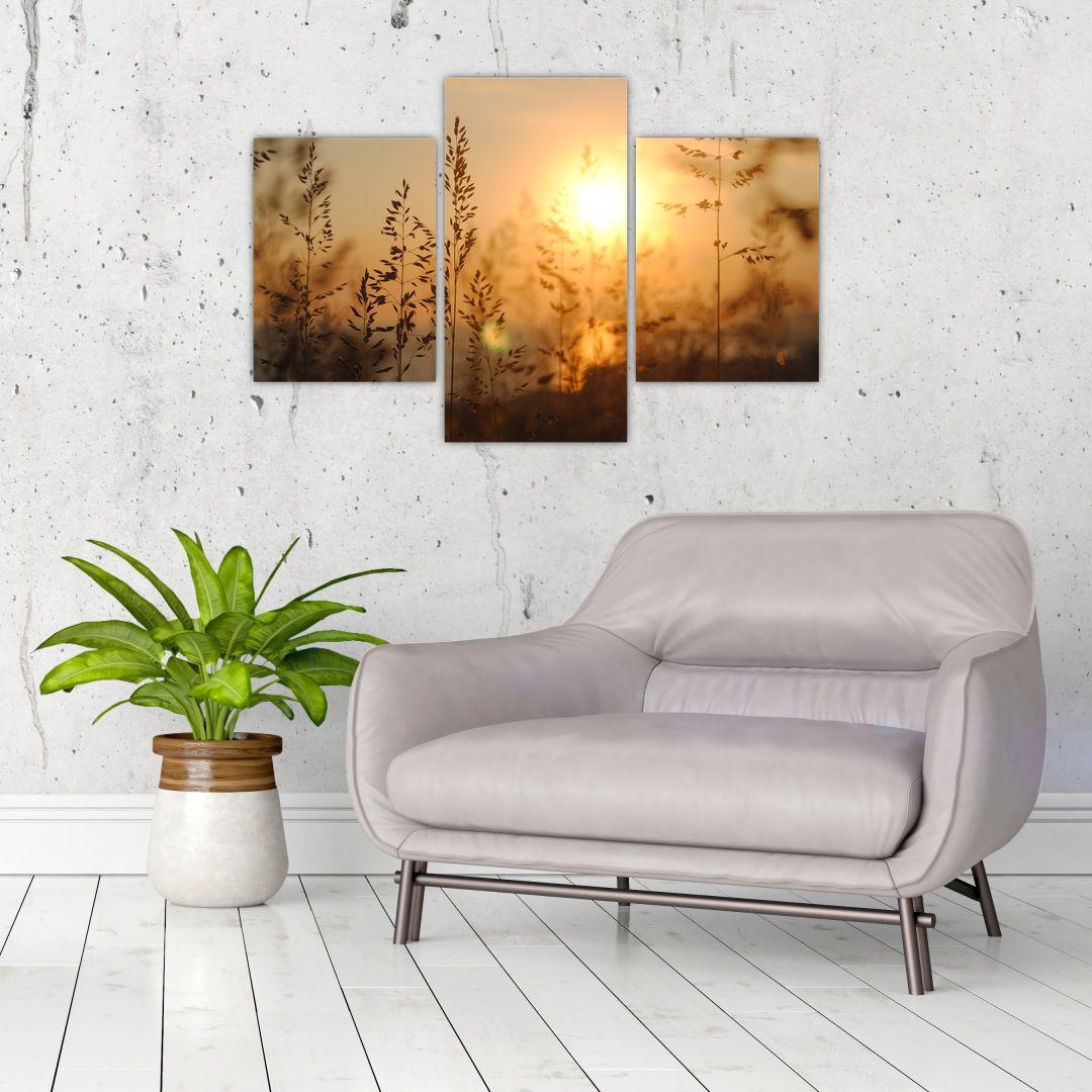 Obraz východu slunce (V020870V90603PCS)